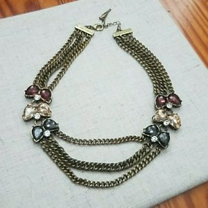 NWB Statement necklace